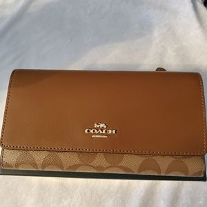 Coach, Authentic, wallet 2 colors